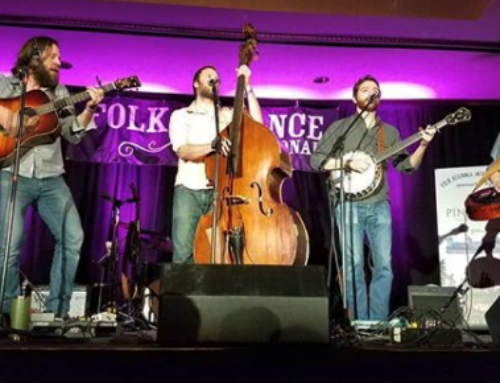 Annie Bohling: Beauty and Inspiration in Community, Music at Folk Alliance International