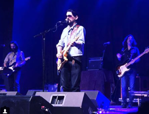Recap: Shooter Jennings w/Cordovas at The Bourbon Theatre 4.22.18