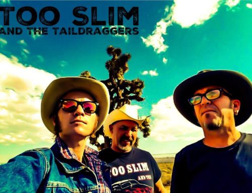 Celebrated blues band, Too Slim and the Taildraggers set to take Zoo Bar Stage