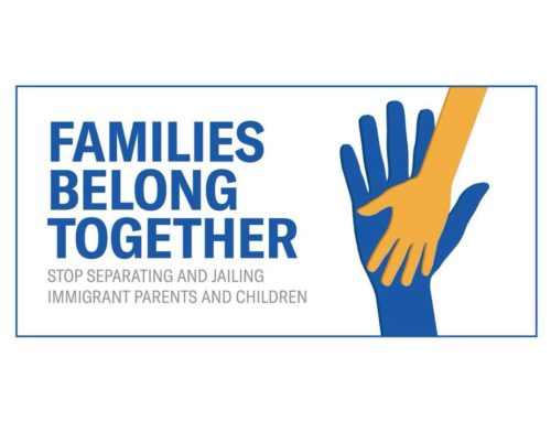 Families Belong Together rally set for Saturday