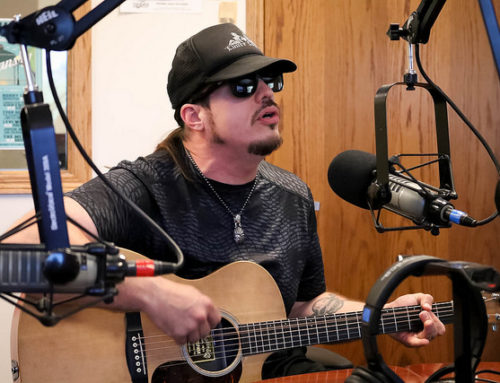 Lance Lopez in-studio 7.11.18