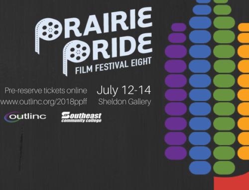 Prairie Pride Film Festival Returns for its 8th year Thursday