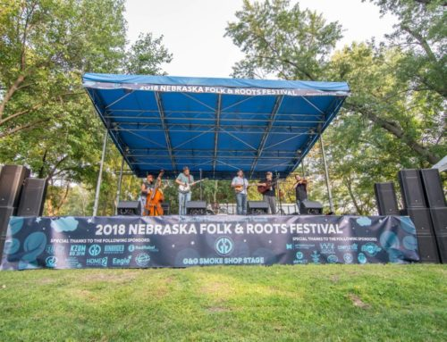 Photos: Nebraska Folk And Roots Festival at Riverwest Park 8.24.18