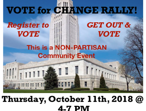 Thursday's 'Vote for Change' Aims to Increase Local Turnout with Live Music, Speakers